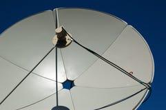 2个盘卫星 库存照片