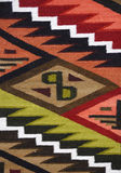 2个秘鲁人纺织品 库存图片