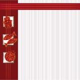 2个背景典雅的神秘的柔和的淡色彩 免版税库存图片