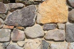 2个背景石头 免版税库存照片
