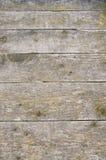 2个背景老被风化的木头 免版税库存照片