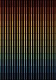 2个背景颜色cpectrum 免版税图库摄影