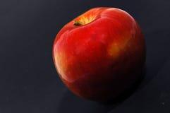 2个苹果红色 免版税库存照片