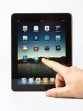 2个苹果ipad 免版税图库摄影