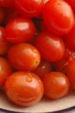 2个葡萄蕃茄 图库摄影