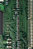 2个董事会电路计算机 库存照片