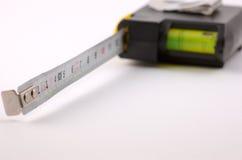 2个评定磁带 免版税图库摄影