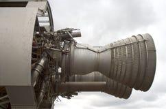 2个马达火箭 免版税库存图片