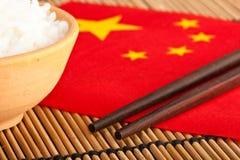 2中国人食物 免版税库存图片