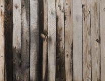 2主街上构造木头 库存照片