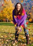 2五颜六色的秋天 免版税库存图片