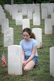 2伤亡战争 库存照片