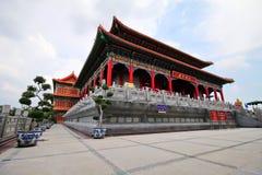 2位中国leng nei寺庙泰国wat伊 图库摄影