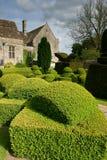 2修剪的花园 免版税库存图片