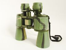 2副双筒望远镜 免版税库存图片