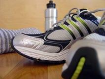 2双鞋子体育运动 免版税库存照片