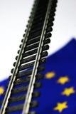 2发展欧洲 库存照片