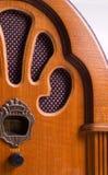 2古色古香的收音机 图库摄影