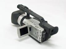2台照相机录影 库存照片