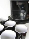 2咖啡产生一些我们 图库摄影