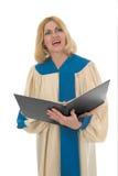 2唱诗班女性成员 免版税库存图片