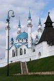 2喀山kul清真寺俄国sharif寺庙 免版税图库摄影