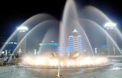 2喷泉 图库摄影