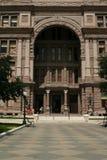 2国会大厦前得克萨斯 免版税图库摄影