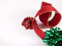 2圣诞节特写镜头 免版税库存照片