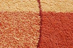 2地毯 免版税库存图片