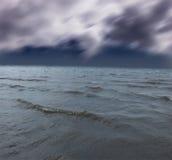 2场风暴雷 库存照片