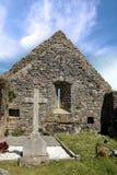 2坟园爱尔兰语 免版税库存照片