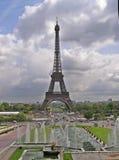 2埃佛尔铁塔 库存照片