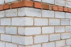 2壁角房子 免版税图库摄影