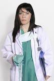 2外科医生 免版税图库摄影