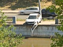 2多的事故 免版税库存图片