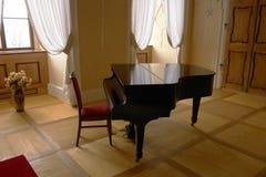 2大平台钢琴 免版税图库摄影
