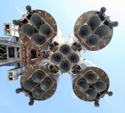 2太空飞船沃斯托克 库存照片