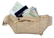2安全性旅行 免版税库存照片