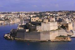 2安吉洛堡垒马耳他st 库存图片