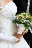 2对夫妇婚礼 免版税库存照片