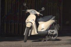 2小型摩托车 免版税库存照片