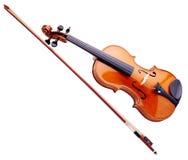 2小提琴 免版税图库摄影