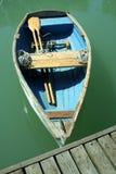 2小船 免版税图库摄影