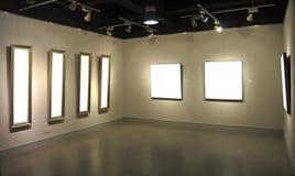 2展览室 库存照片