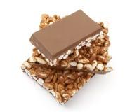 2巧克力米 库存照片