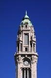 2市政厅波尔图 免版税库存图片