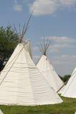 2帐篷 免版税库存图片