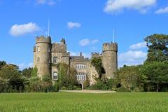 2座城堡malahide 免版税图库摄影
