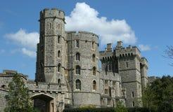 2座城堡windsor 库存图片